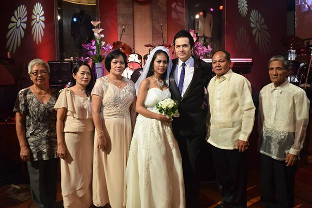 Wedding at Hardrock Makati